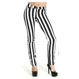 Run Fly Striped Stretch Unisex Jeans 16/34